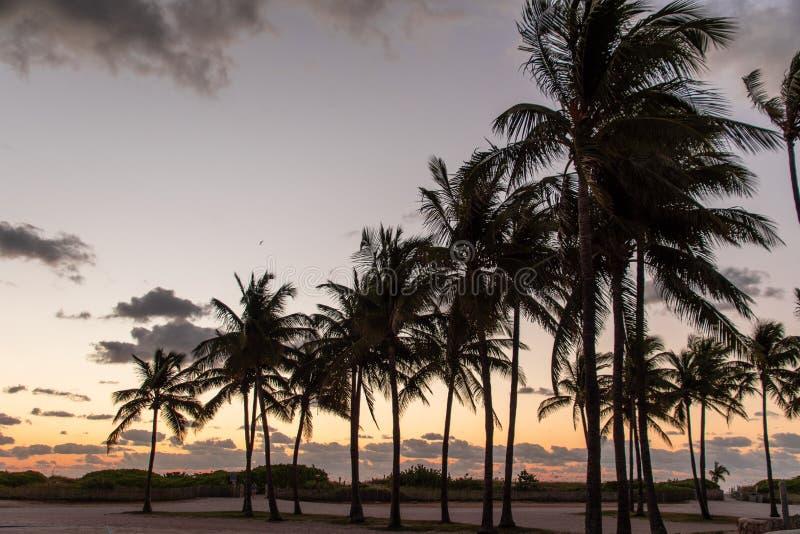 20181029 alba sulla spiaggia - una nuova alba immagini stock