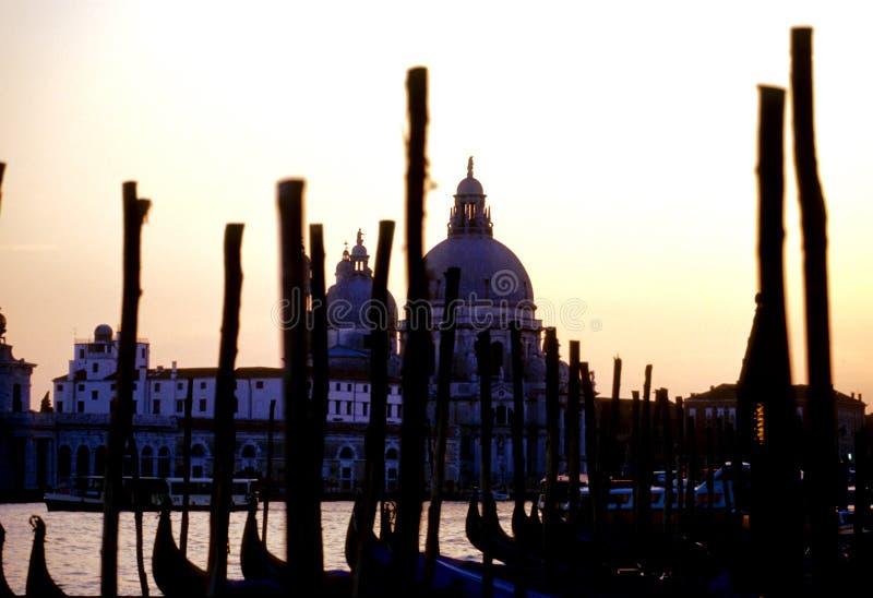 Alba Venezia, Italia immagini stock