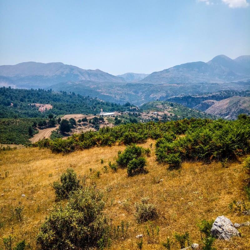 albanië stock foto