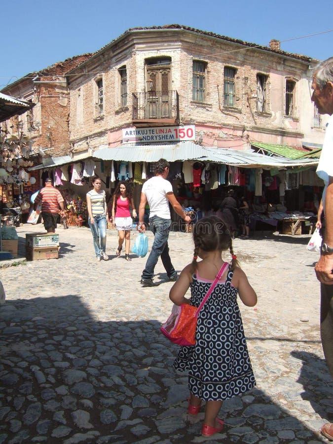 albania fotografía de archivo