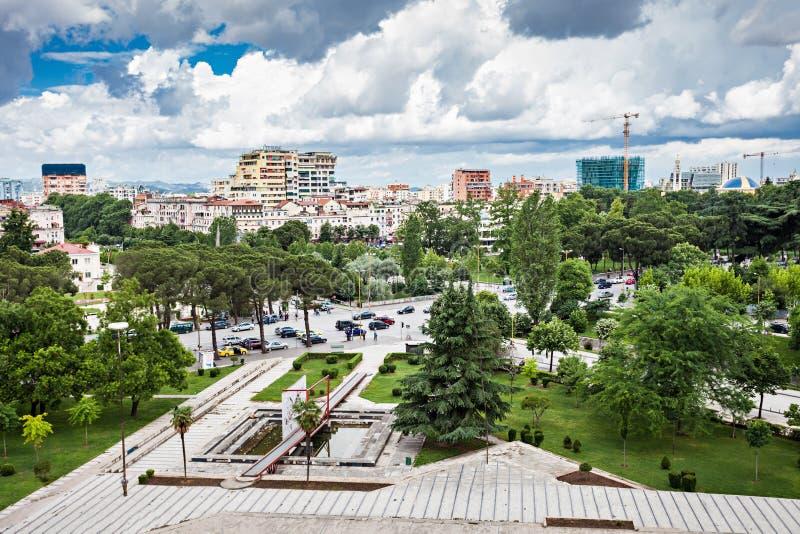 albania Tirana zdjęcie stock