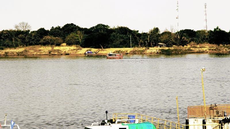 Alberdi, Paraguay, tierra de aquí a allí más de allí que de aquí fotografía de archivo libre de regalías