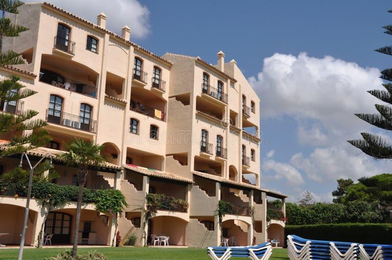 Albergo di lusso immagine stock immagine di idilliaco for Piccoli piani di costruzione dell hotel