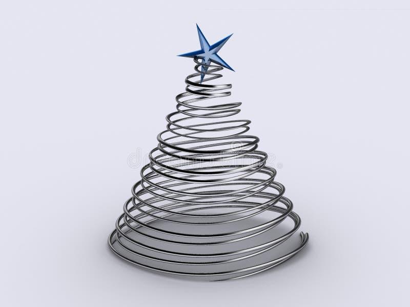 Albero di Natale 7 royalty illustrazione gratis