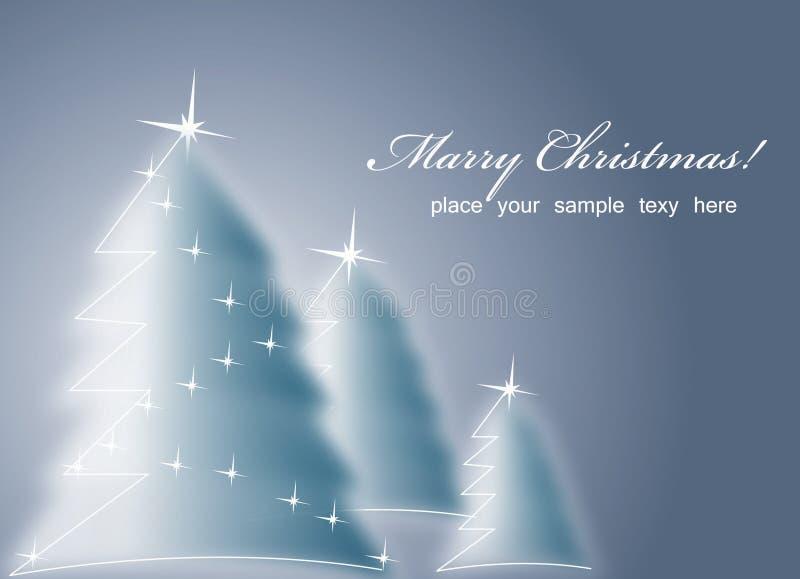 Download Albero di Natale illustrazione di stock. Illustrazione di festa - 7300144