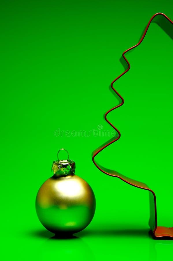 Download Albero di Natale immagine stock. Immagine di feste, rosso - 7306777