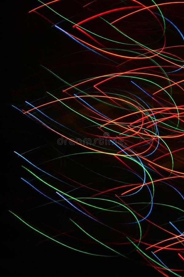 Albero di Natale uno immagine stock