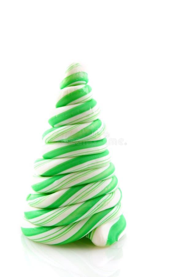 Download Albero Di Natale Verde Della Caramella Immagine Stock - Immagine di alimento, isolato: 7316695