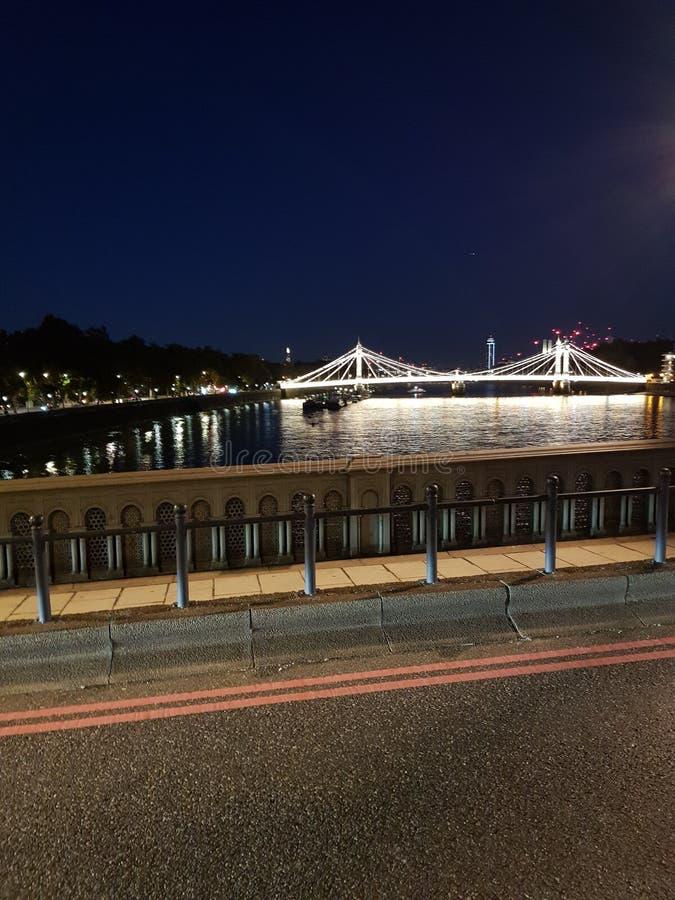 Albert Bridge imagens de stock royalty free