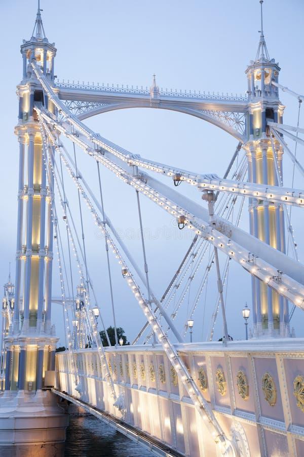 Free Albert Bridge; Chelsea; London Stock Photography - 41151312