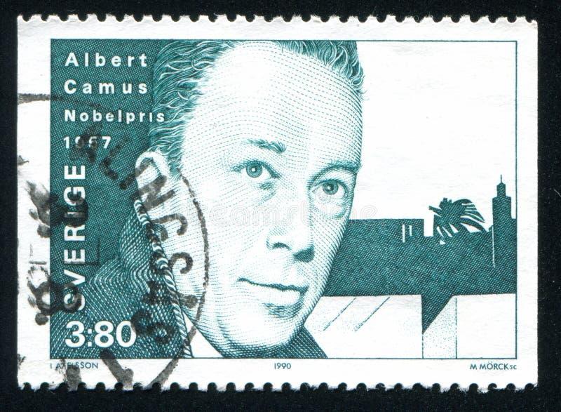 Albert Camus obrazy royalty free