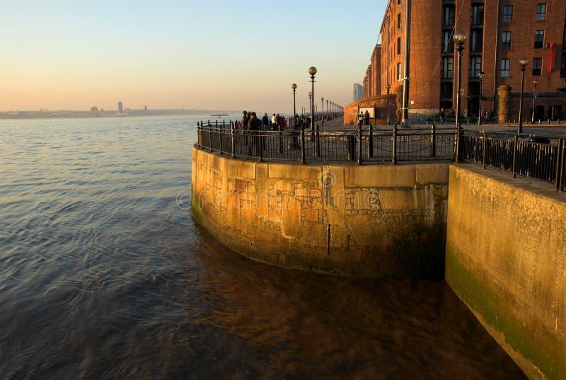 Download Albert Dock Liverpool stock photo. Image of sunset, tourism - 22749776