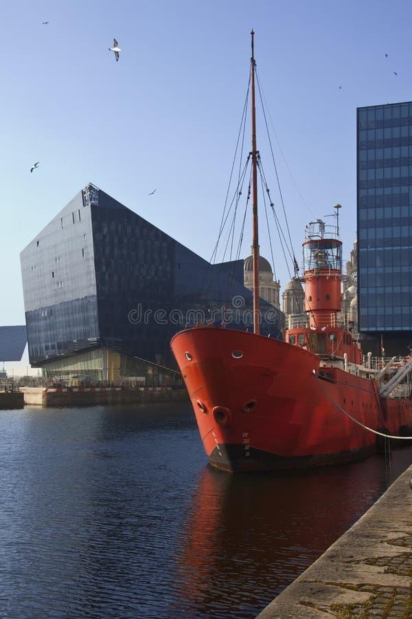Albert Dock - Liverpool - England Editorial Image