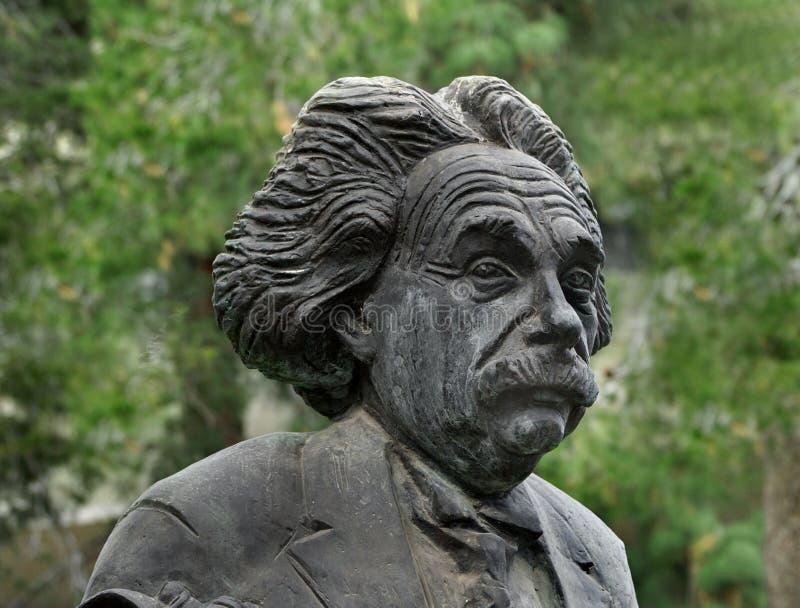 albert Einstein obraz stock