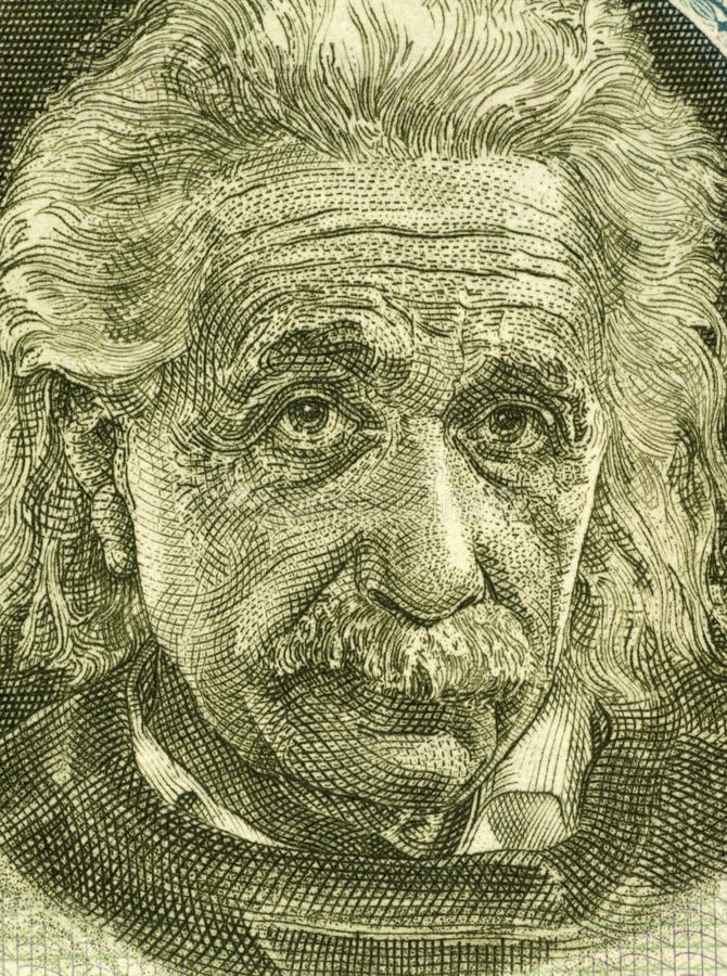 Download Albert Einstein editorial stock image. Image of theoretical - 21575969