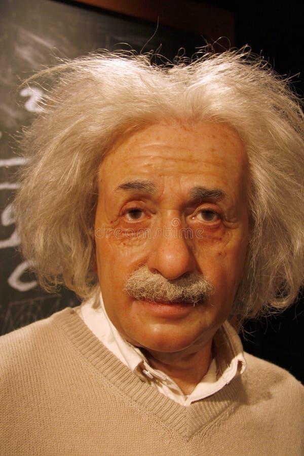Albert Einstein imagen de archivo libre de regalías