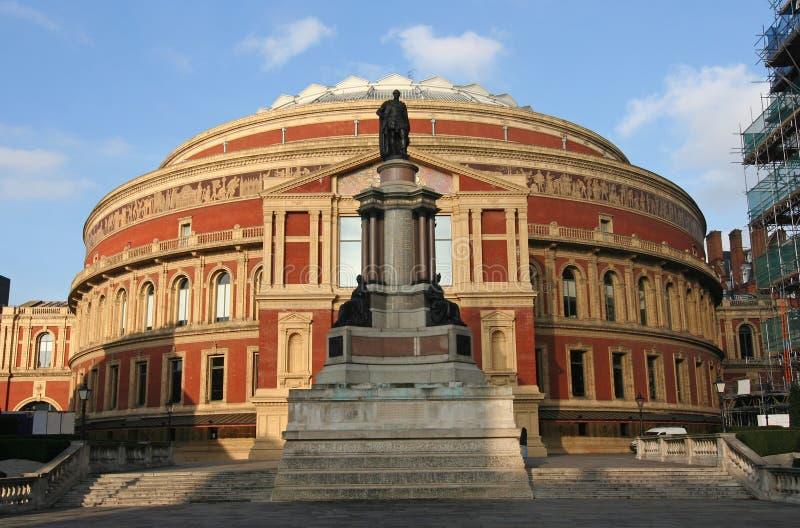 Albert Hall in London royalty free stock photo