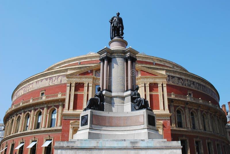 Albert Hall royal à Londres, R-U image stock