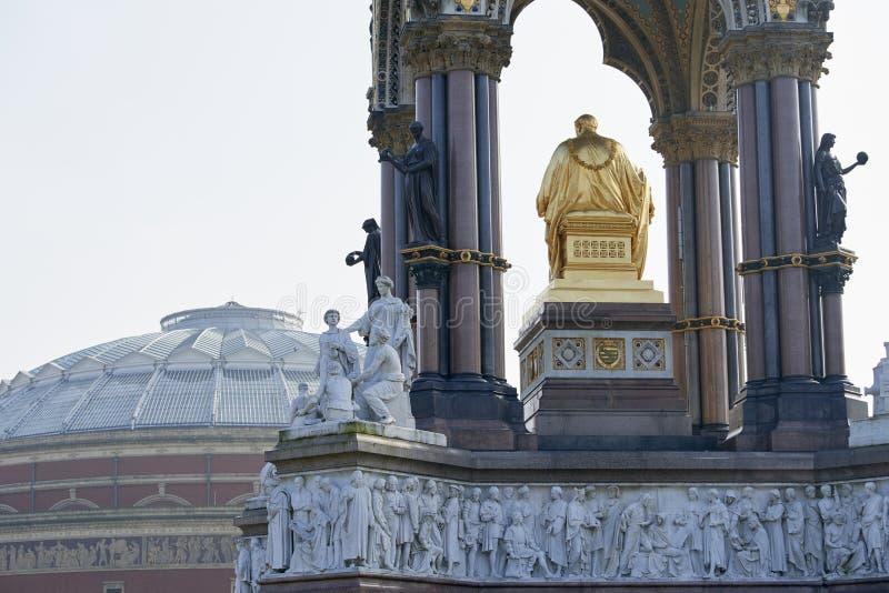 Albert Hall royal flou photographie stock