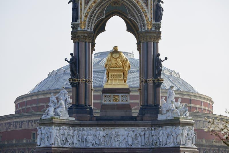 Albert Hall royal flou photos libres de droits
