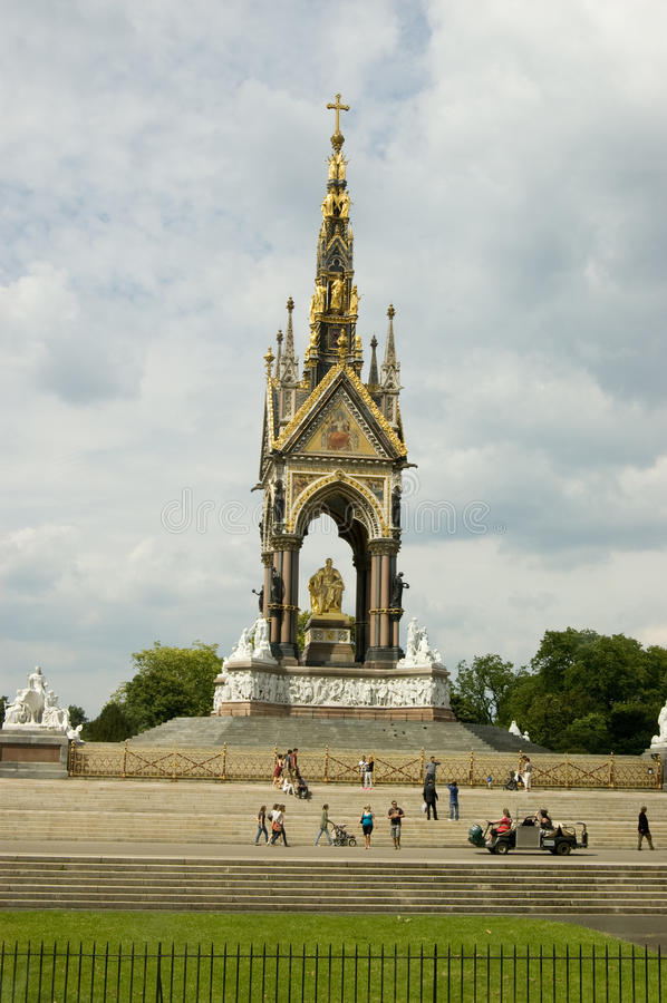 Download Albert Memorial, Kensington, London Editorial Photo - Image: 20860986