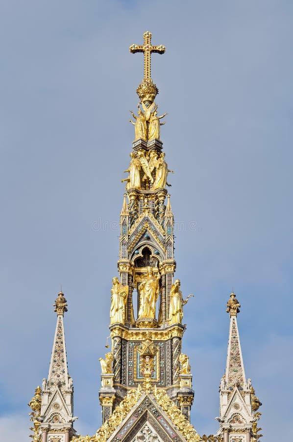 Download Albert Memorial At London, England Stock Image - Image of culture, kingdom: 22704773