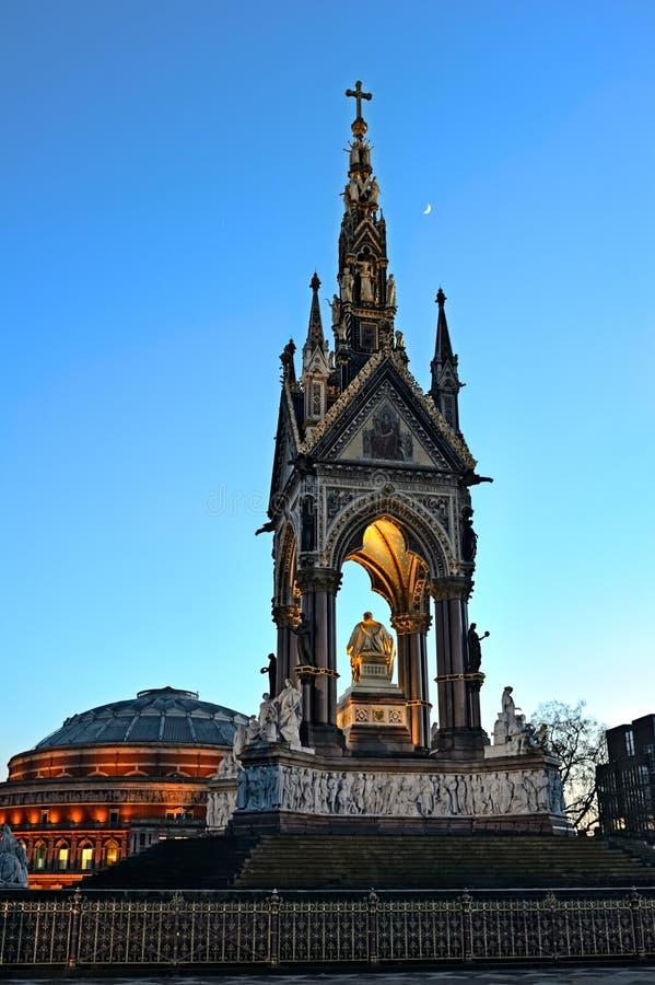 Download Albert Memorial, London, England, UK, At Dusk Stock Image - Image: 17815581