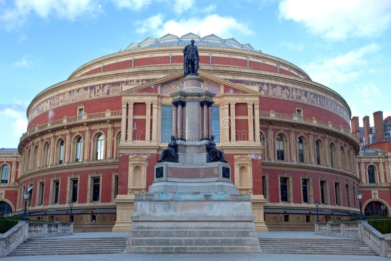 Albert reale Corridoio a Londra fotografia stock