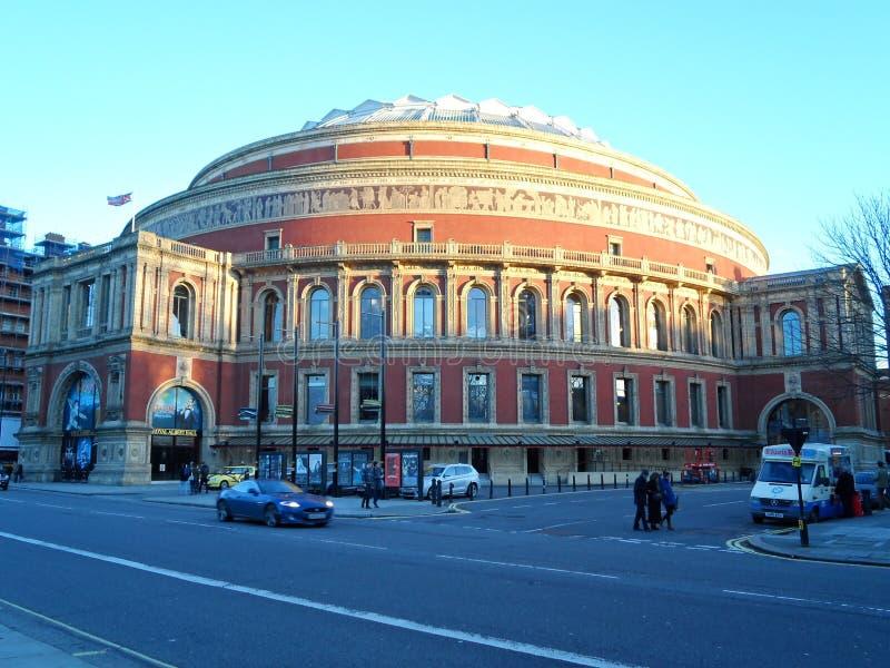 Albert royal Hall photographie stock libre de droits