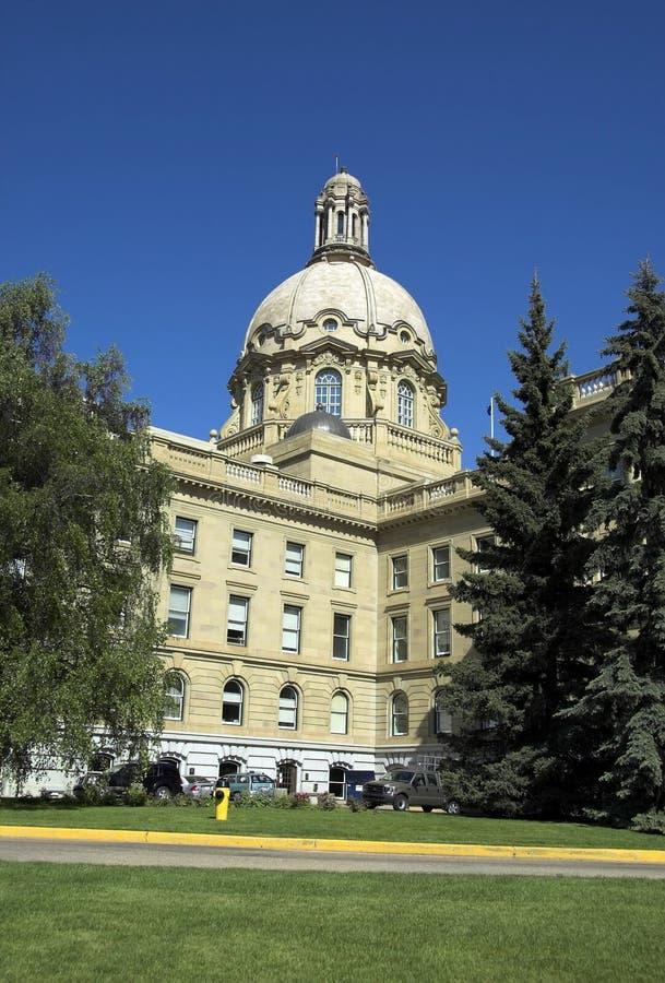 Alberta-Gesetzgebung stockfoto
