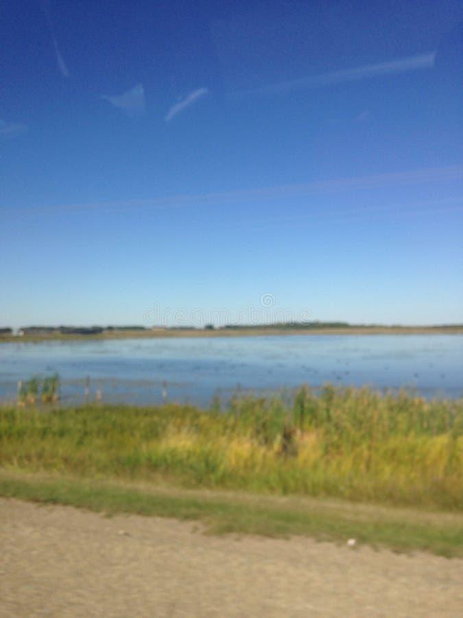 Alberta krajobraz obraz royalty free
