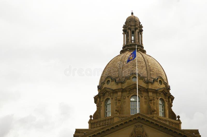 Alberta Legislature Stock Image