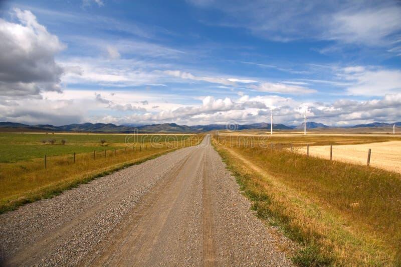 Alberta méridional photographie stock libre de droits