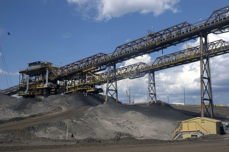 Alberta Oil Sands royalty free stock photos