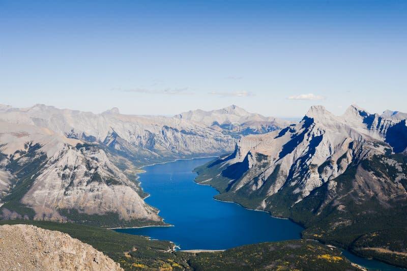 Alberta's Rockies royalty free stock image