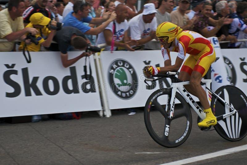 Download Alberto Contador editorial photo. Image of fans, carlo - 10028571