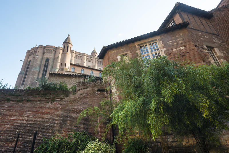 Albi (France), Cathedral Stock Images