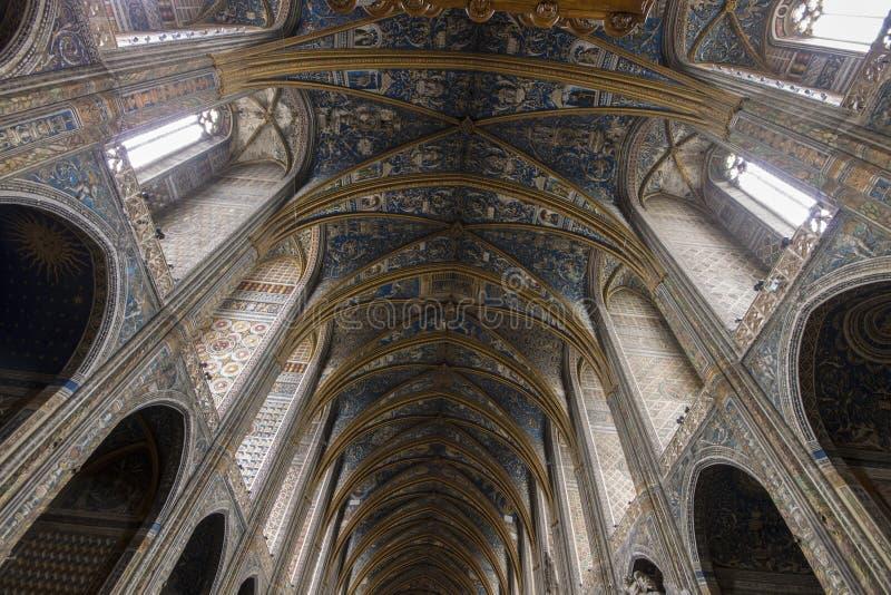 Albi, Francja zdjęcie royalty free