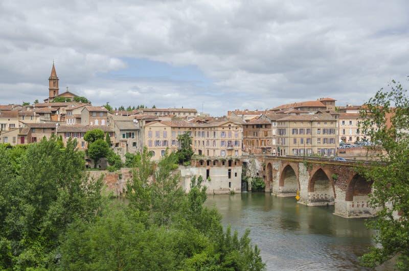 Albi, Francja zdjęcia royalty free