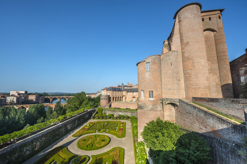 Download Albi, Palais De La Berbie, Garden Stock Photo - Image: 35297264