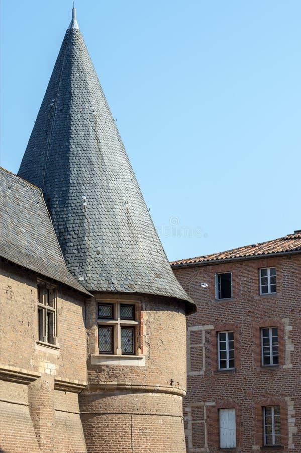 Download Albi, Palais de la Berbie stock image. Image of architecture - 35429855