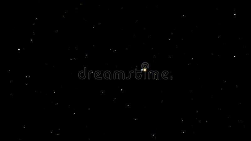 Albireo-Stern Beta Cygnus stockfotografie