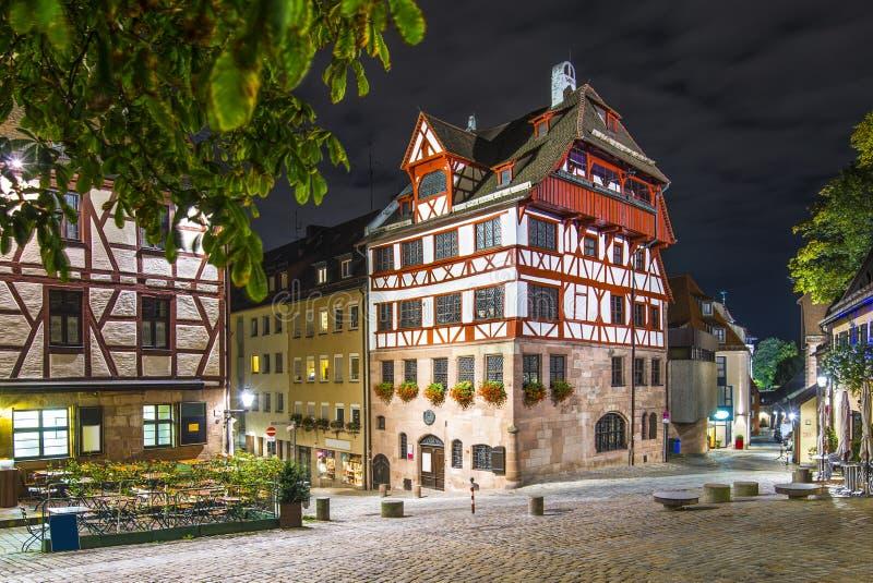 Albrecht Durer House image stock