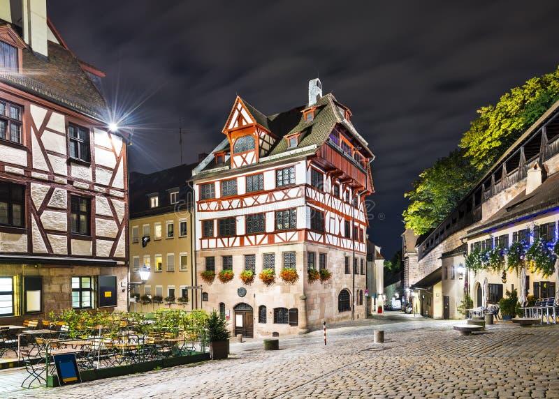 Albrecht Durer House photo libre de droits