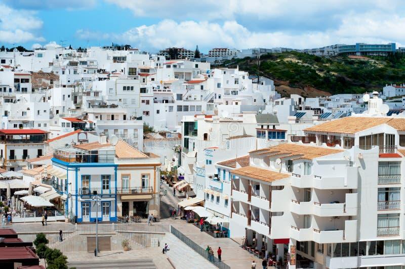 Download Albufeira, Portugal stock afbeelding. Afbeelding bestaande uit flat - 29500829