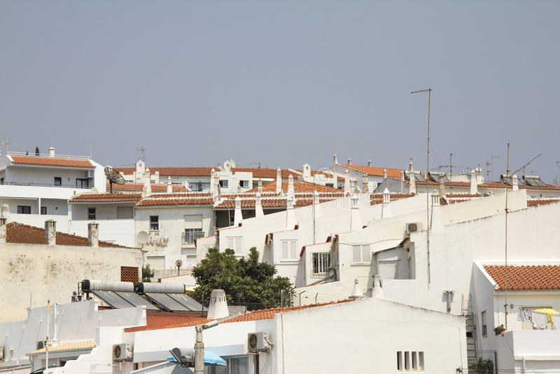 Albufeira, Portugalia obraz royalty free