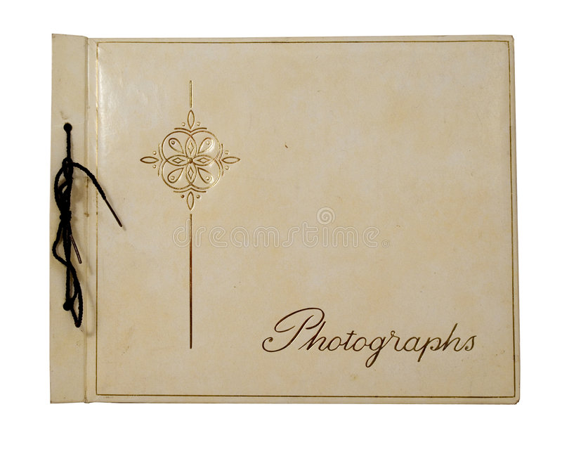 Album stock fotografie