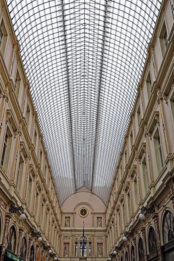 Album in Brussel royalty-vrije stock fotografie