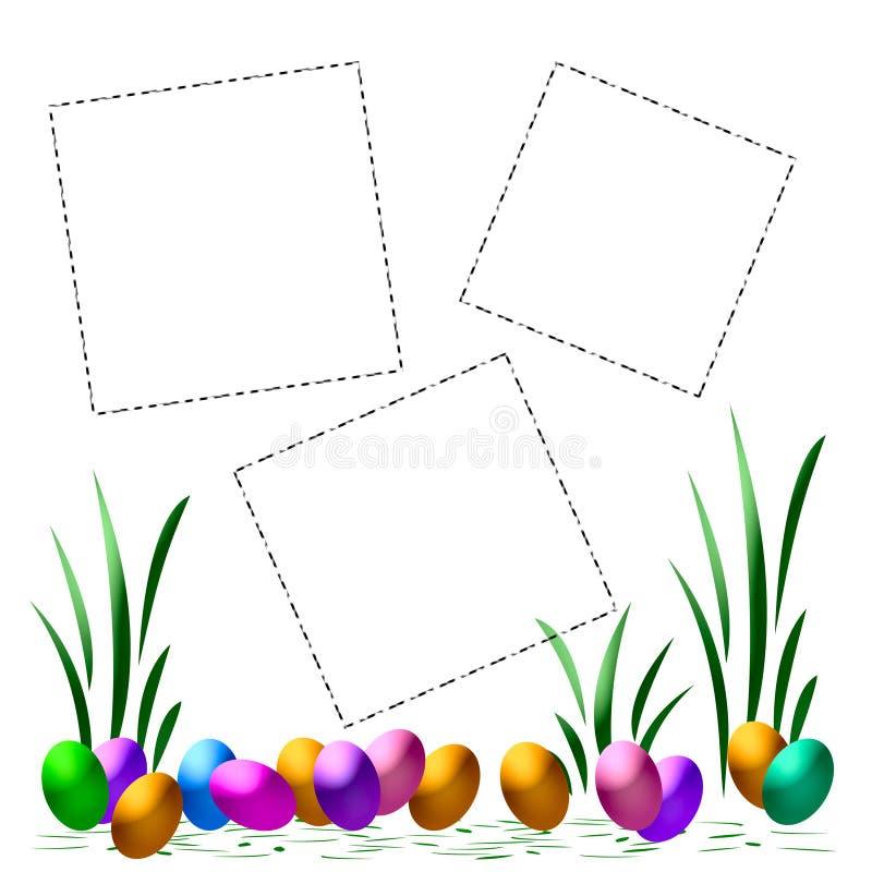Album dell'uovo di Pasqua royalty illustrazione gratis