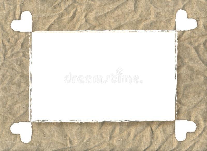 Album della tela da imballaggio illustrazione vettoriale